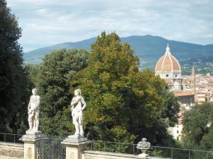 Florence from the Bardini Gardens