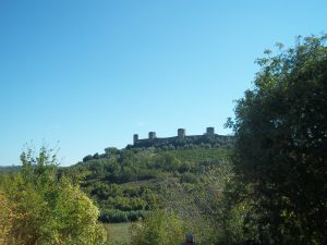 Monterriggioni