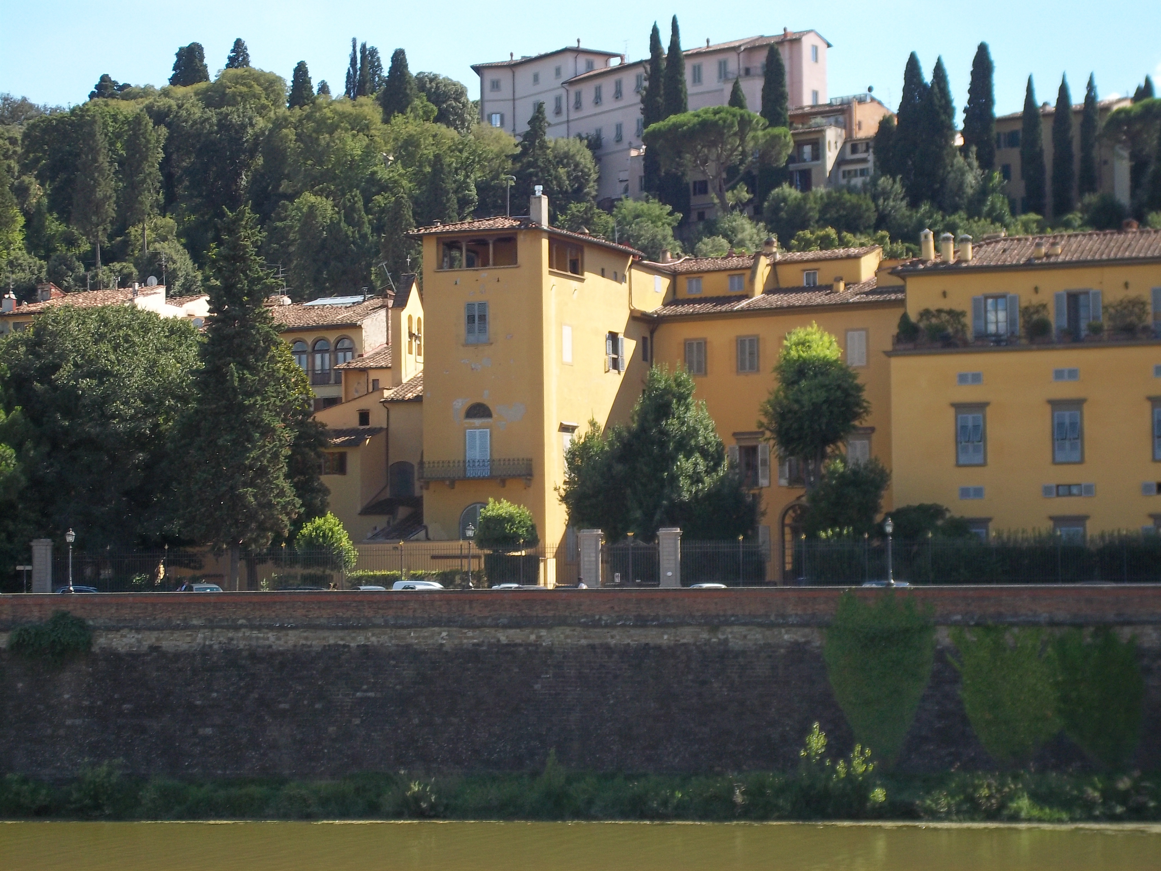 Florence and Fiesole – The Mediterranean Life