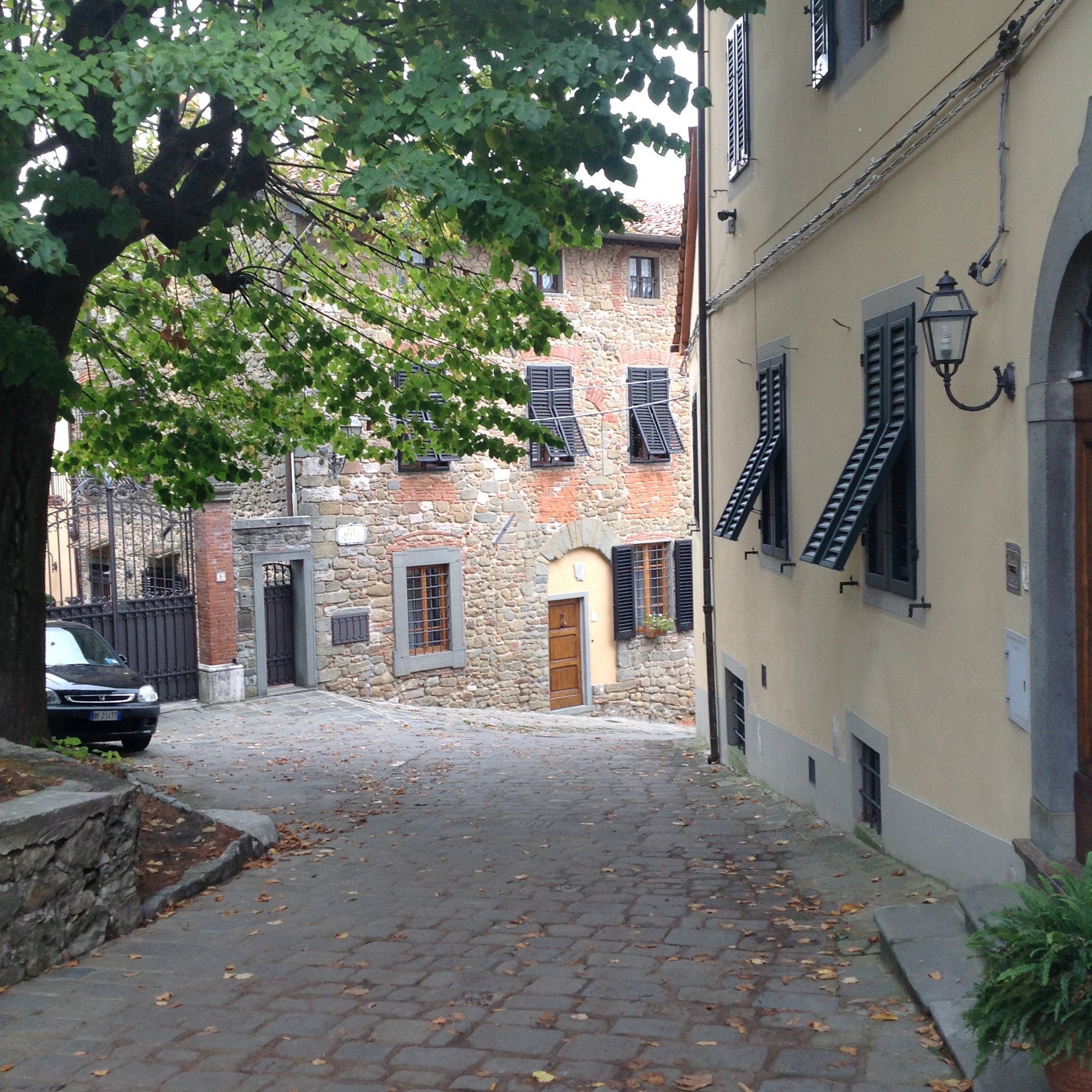 Streets of Montecatini Alto
