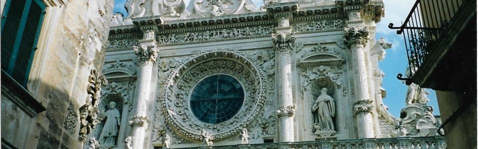 basilica in Lecce